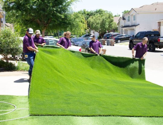 Palm Beach County Safety Surfacing-Synthetic Turf
